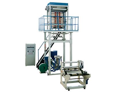 HDPE高速吹膜机加工