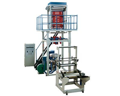 LDPE高速吹膜机组