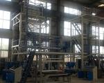 防水卷材HDPE基材膜吹膜机