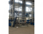Three-layer Co-extrusion Blowing Film Machine